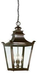 Pagoda Lantern Pendant Light