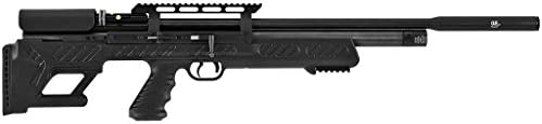 Hatsan BullBoss Quiet Energy PCP Air Rifle, Side-Lever, 23 Barrel