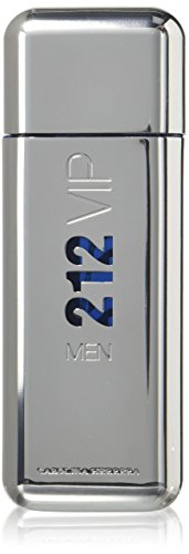 Carolina Herrera Ginger Eau De Toilette (Carolina Herrera 212 Vip Eau De Toilette Spray for Men, 3.4 Ounce)