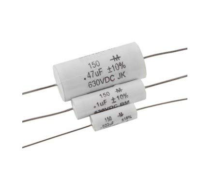 630V Mallory 150M Axial Coupling Capacitor 0.22uF