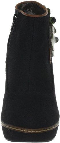 Hb904 Bottes 5 Noir e1 tr Cafènoir Femme Pvnxv1