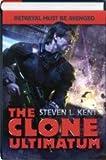 download ebook the clone utimatum 3 in 1 omnibus - the clone elite; the clone betrayal; the clone empire) (clone republic, 4-6) pdf epub