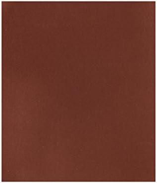 ALEKO 100 Grit Sandpaper Sheets 3.7 x 9 In 10 Pieces Grey Color