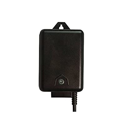 40W - 12V - Plug-In - Outdoor Electronic Transformer - Photocell