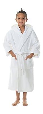 Comfy Robes Big Boy's 16 oz. Turkish Terry Hooded Bathrobe