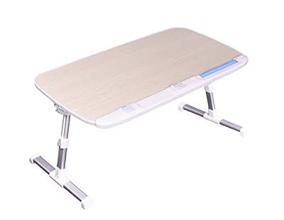AboveTEK Adjustable Laptop Bed Table