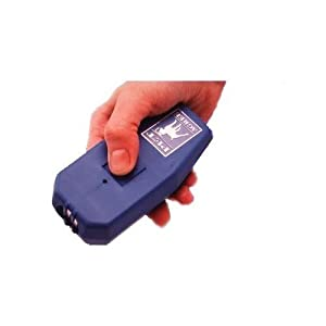 Pet-Agree Ultrasonic Training Aid, Sky Blue, Fits in Your Hand Perfectly