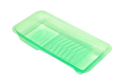 Dynamic Enviro Paintware HZ020440 Enviro Recycled Plastic Mini Paint Tray, 4-Inch