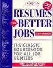 Resumes for Better Jobs, Lawrence Brennan, 0671891952