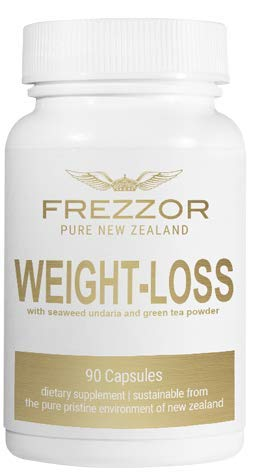FREZZOR Pure New Zealand | Weight-Loss | Fat Burner | Carbohydrate Blocker | Enzymes & Prebiotics | Digestive Aid | Superfood Antioxidants | All-Natural | Lab Certified