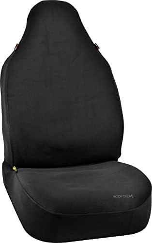 Tan racing seat