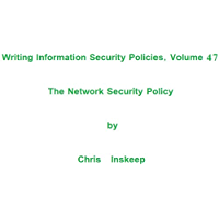 The Network Security Policy (Writing Information Security Policies Book 47) (English Edition)