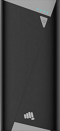 Micromax 10400 mAh Power Bank  Black  PBAPB1041BLA