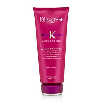 Kerastase Reflection Fondant Chromatique Multi-Protecting Care (Colour-Treated or Highlighted Hair) 200ml/6.8oz (Protecting Conditioner Colour)