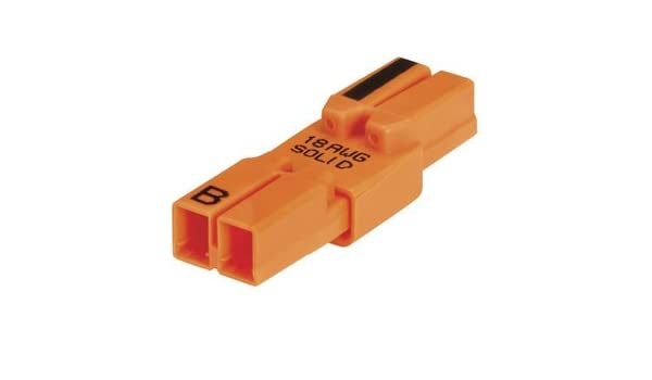 ideal luminaries disconnect power plug (ballast connector) 18awg solid  2-wire---1pcs---free shipping - electric plugs - amazon com
