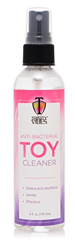 Anti Bacterial Toy Cleaner Ounce Bottle product image