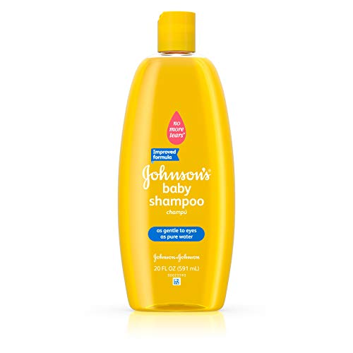 Johnson's Baby Tear Free Shampoo, 20 Fl. Oz.