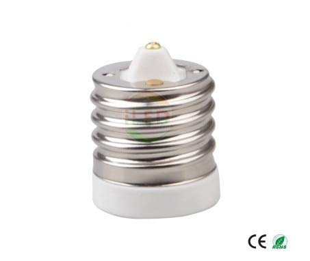 Lamp Base - 20Pcs E40 Male to E27 Female new lamp holder Adapters E27~E40 adapters Ceramic materials Fire proof PBT