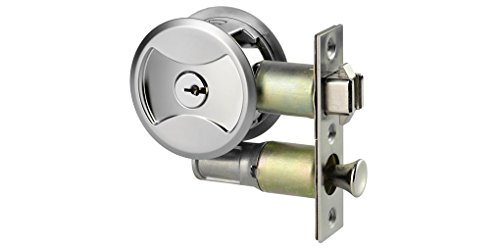 Keyed Pocket door lock CL4ENTR