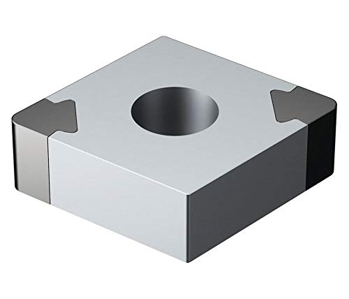 - Diamond Turning Insert, CNGA, 432, SM-7025 5 PACK CNGA432S0318A 7025