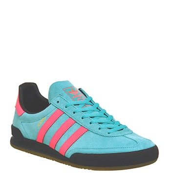 adidas Jeans Mens Sneakers Blue