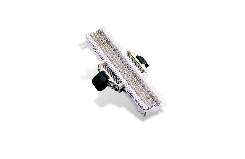 Leviton 40066-MW2 M Block with Female and Male Connectors (66M1-50W2) 10-inch H X 3-5/16-inch W X 1-3/16-inch D by Leviton
