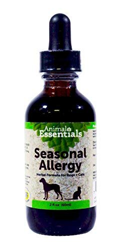 Animal Essentials Seasonal Allergy Herbal Formula for Dogs + Cats 2 fl oz