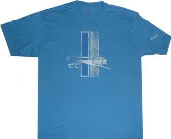 ff7b42a57dbaf Detroit Lions Reebok Throwback Vintage Pro Style Logo Oversized Fit T Shirt