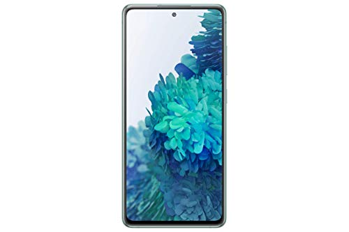 Samsung Galaxy S20 FE 5G | Factory Unlocked Android Cell Phone | 128 GB | US Version Smartphone | Pro-Grade Camera, 30X Space Zoom, Night Mode | Cloud Mint Green (Renewed)