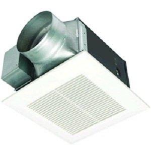 Panasonic Bathroom Fan, 380 CFM WhisperCeiling Ventilation f