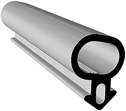 1,17/€//Laufmeter Fensterdichtung gegen kalke Zugluft Luftzugstopper Gummidichtung T/ür Balkon Terrasse Dichtungsband Zugluftstopper Oberlicht Scheibe S232