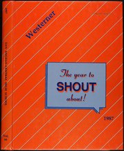 (Custom Reprint) Yearbook: 1987 San Angelo Central High School - Westerner Yearbook (San Angelo, TX) (Central High School San Angelo Tx Yearbooks)