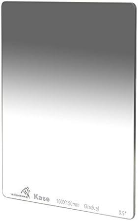 Kase Wolverine Slim 1.1mm Shockproof Oversized 100mm x 150mm ND1000 Filter Neutral Density 10 Stop Optical Glass 100 150 ND