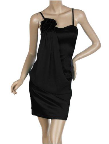Ever Pretty Womens Spaghetti Straps Little Black Dress 4 US Black