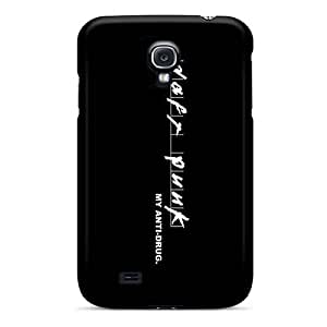Best Hard Cell-phone Case For Samsung Galaxy S4 With Customized Beautiful Daft Punk Band Pictures JamieBratt