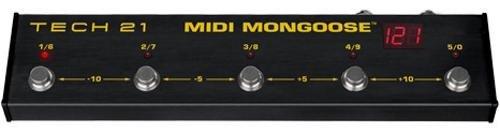 Tech 21 MIDI Mongoose by tech21