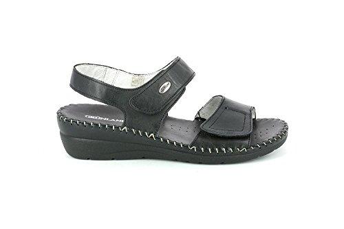 CERA Sandalo Nero SA1750 P Grunland Donna vqxYHWR