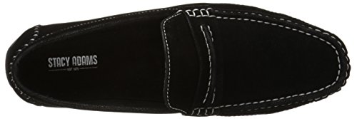 Loafer Slip Men's On Stacy Park Black Adams T6CqxwX