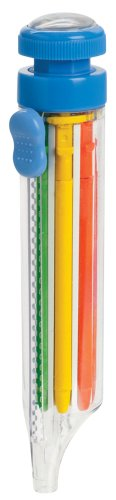 Toysmith Color Twist Crayon, Assorted (Best Toysmith Instruments)