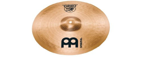 Meinl Cymbals C15MC Classics Serie 38,10 cm (15 Zoll) Medium Crash Becken