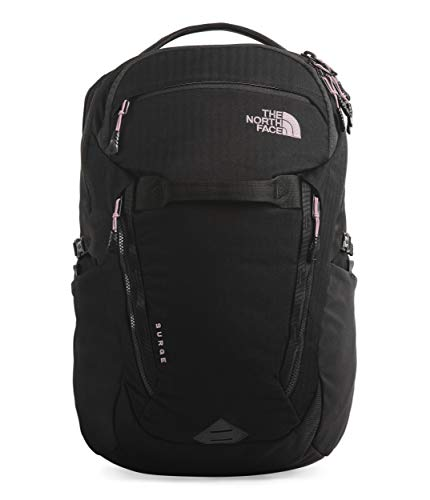 The North Face Surge Backpack - Women's TNF Black Light Directional Heather/Ashen ()