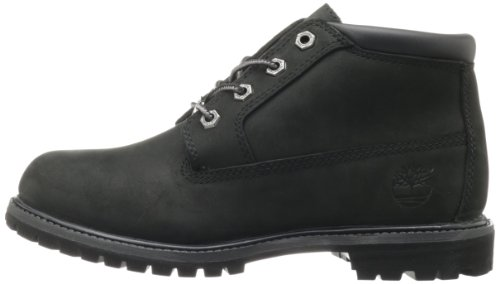 Timberland Women's Nellie Double WP Ankle Boot,Black,8.5 M US by Timberland (Image #5)