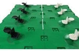 LEGO Soccer Lot - 8 Pieces w/ Baseplates & Minifigure Stands