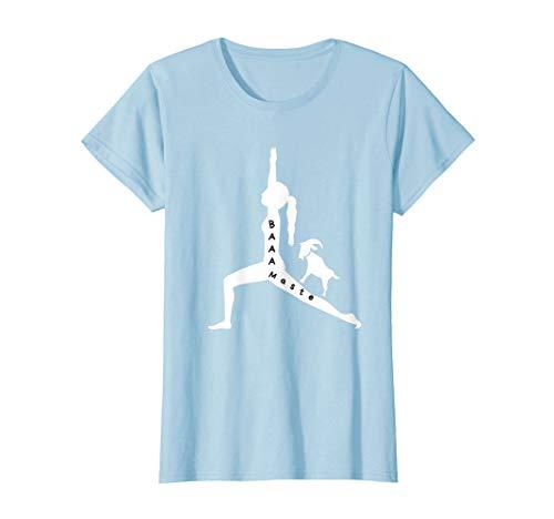 f7d79bca Goat yoga shirt le meilleur prix dans Amazon SaveMoney.es