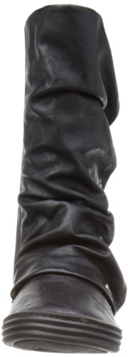Blowfish Rammish - Botas para mujer negro - Noir (Black Relax)