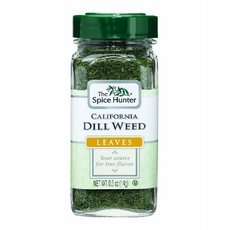 Spice Hunter Dill Weed, California 0.5 oz (Pack Of 6) by Spice Hunter