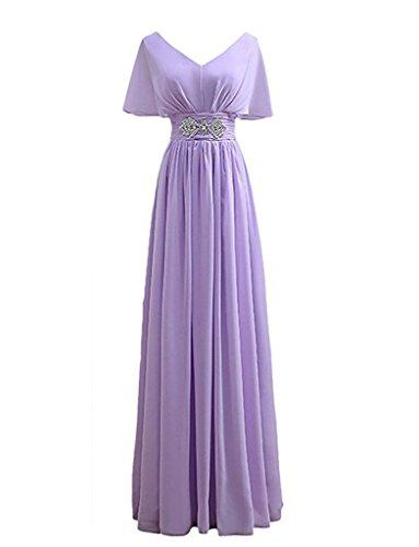 JYDress - Robe - Trapèze - Femme -  violet - 40