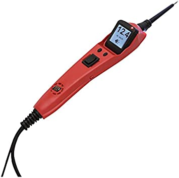 Power Probe III Clamshell Blue PP3CSBLU Car Automotive Diagnostic Test Tool, Digital Volt Meter, AC//DC Current Resistance, Circuit Tester