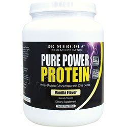 Mercola Vanilla Pure Power Protein, £ 2