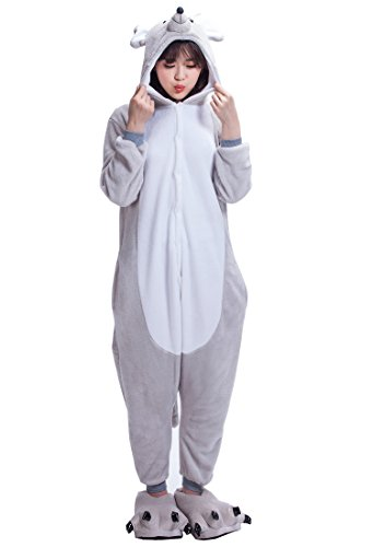 Urmycos Unisex Mouse Anime Halloween Fancy Dress Party Costume Kigurumi -